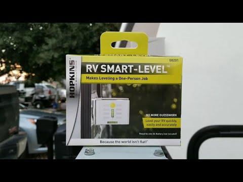 Hopkins RV Smart Level - YouTube