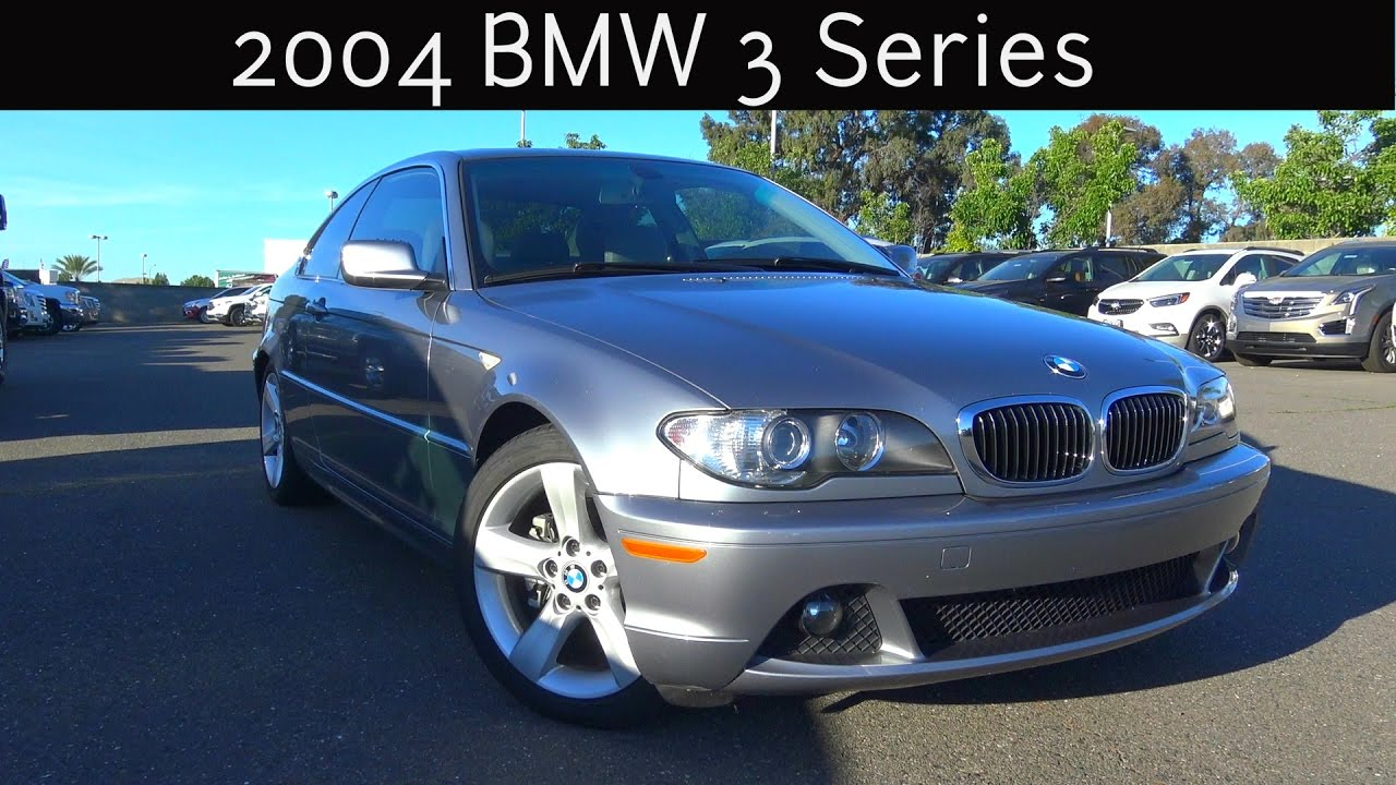 2004 bmw 3 series 325ci 2 5 l 6 cylinder road test. Black Bedroom Furniture Sets. Home Design Ideas