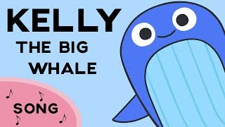 Jasmin's World - Sing with Kelly the Big Whale *Kids song*