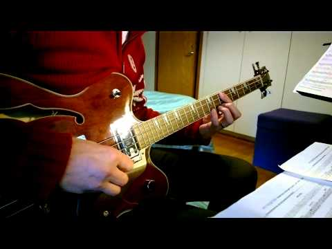Bill Wyman Bassline,Rolling Stones,Miss You
