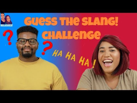 GUESS THE SLANG CHALLENGE!!| TRINIDAD AND TOBAGO/ NEW YORK CITY EDITION