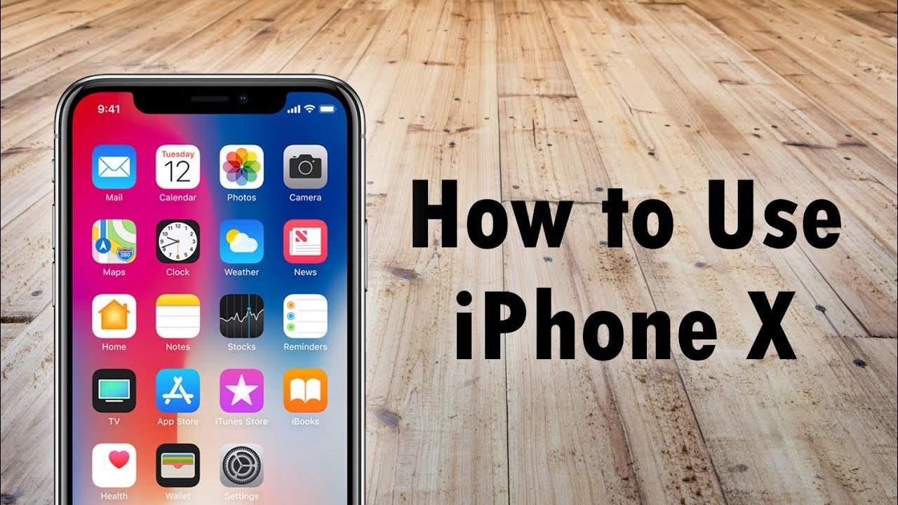 How to Use an iPhone images