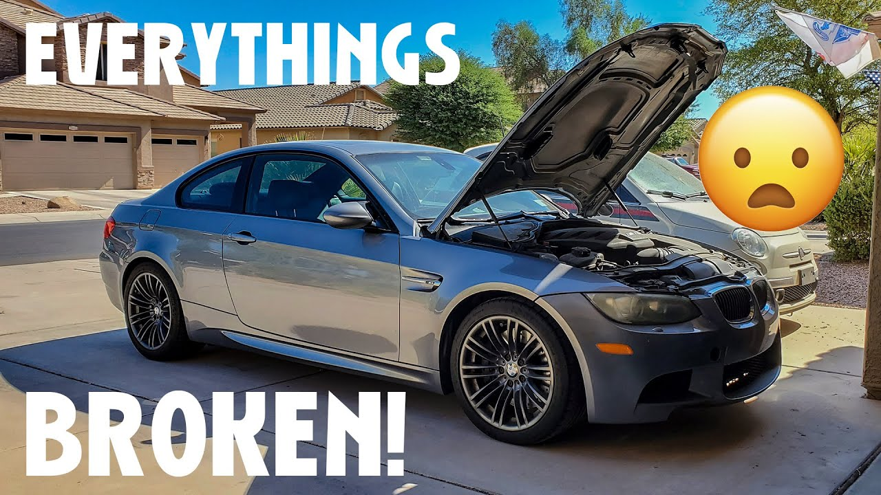 100 Things Wrong With My BMW E92 M3