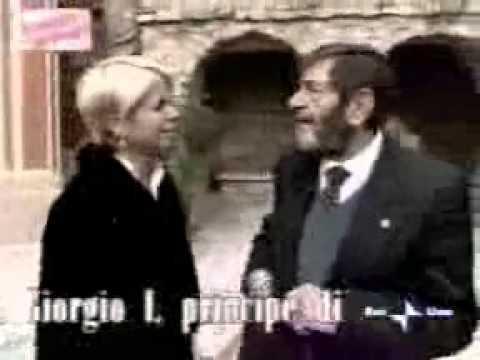 """RAI 1 – Festa italiana – """"Sua Altezza Serenissima Giorgio I, Principe di Seborga"""" – 29 gennaio 2008"""
