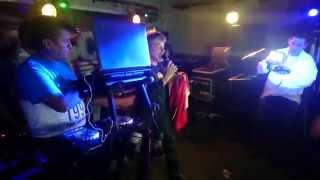 KEN LASZLO    hey hey guy en vivo discoteca manhattan setiembre 2015