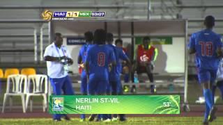 Haití vs México Highlights