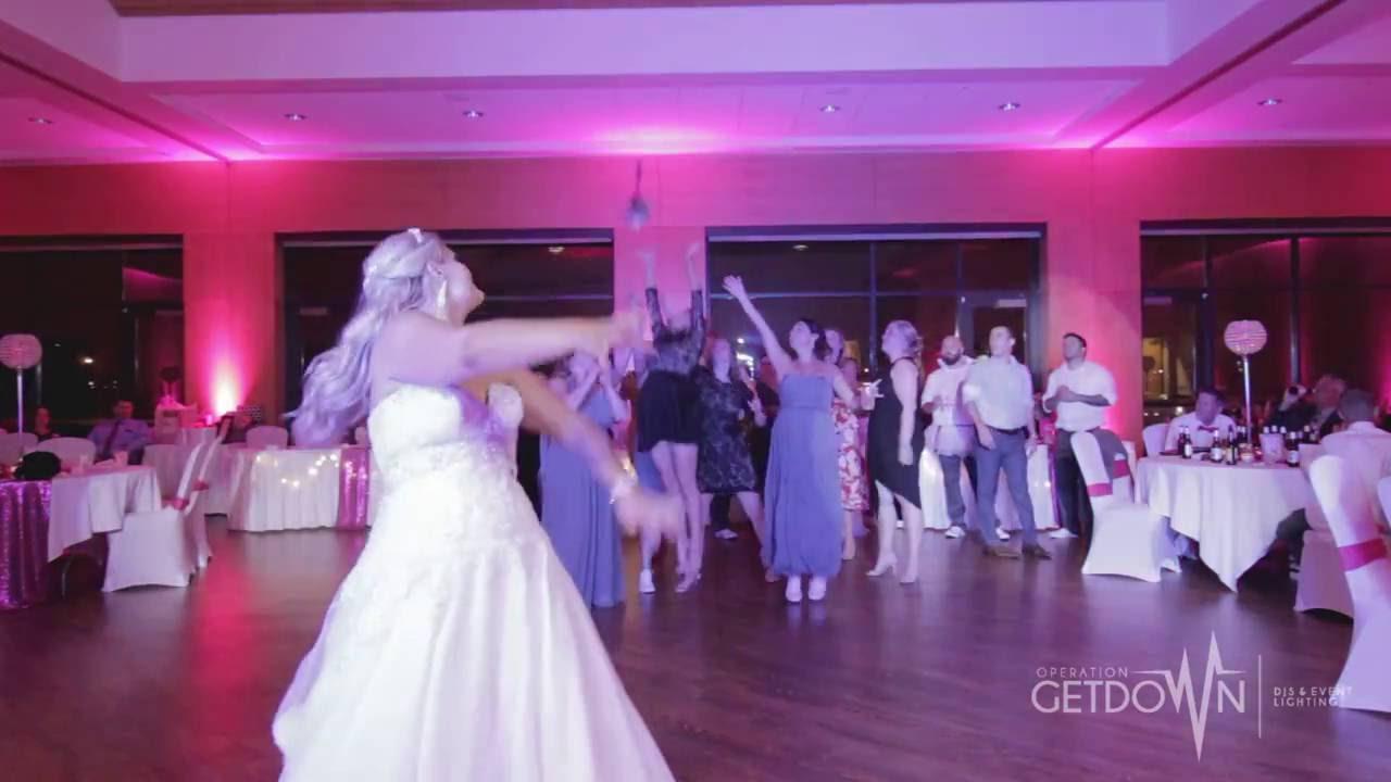 Wedding At Centennial Park In Munster Indiana