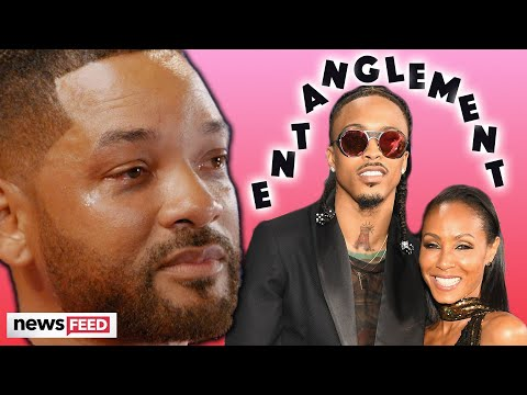 Will Smith MOCKS His 'Entangled' 2020!