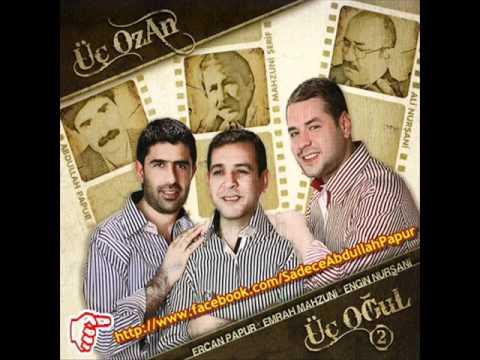 Ercan Papur, Emrah Mahzuni, Engin Nurşani Üç Ozan Üç Oğul 2 ( A Albümü )