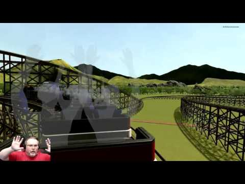 RollerCoaster Tycoon World: - My First Ride |