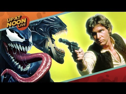 Download Youtube: Venom Rumors, Han Solo Woes and a New Aliens Game! - Up At Noon Live!