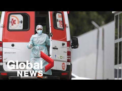 Brazil's overwhelmed health system close to collapsing as COVID-19 deaths set record