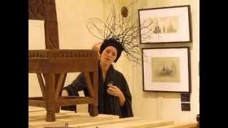 видео В Музее архитектуры открылась выставка деревянного зодчества / Новости культуры / Tvkultura.ru