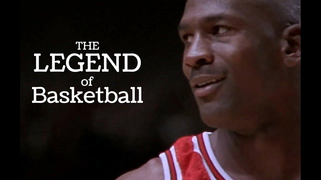 Michael Jordan The Legend Of Basketball Top Plays