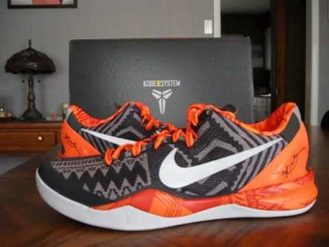 KOBE 8 BHM BLACK HISTORY MONTH - YouTube 12d3fc594c1