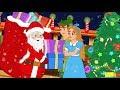 Bate O Sino Pequenino - Musica de natal - com Rapunzel-Chapeuzinho Vermelho