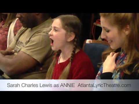 Annie Rehearsal Promo