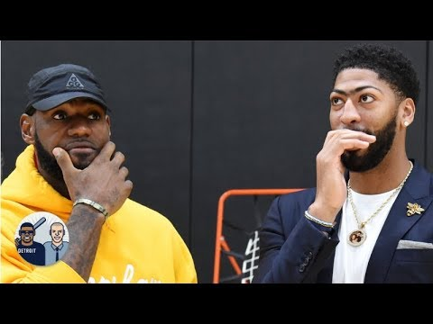 Anthony Davis' comments were straight out of the 'Klutch playbook' - Ryen Russillo | Jalen & Jacoby