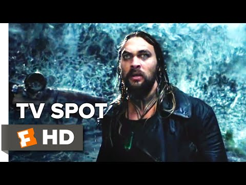 Aquaman TV Spot - Attitude (2018)   Movieclips Trailers