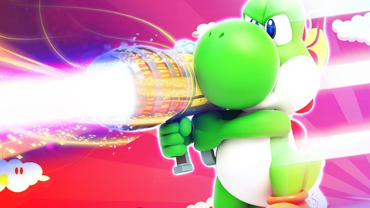 YOSHI CREADOR DE TERREMOTOS   Mario + Rabbids Kingdom Battle en Español (Switch) - YouTube