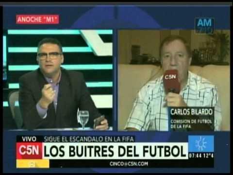 C5N - JUSTICIA: LOS TRES ARGENTINOS DEL FIFA GATE SIGUEN PROFUGOS (PARTE 2)