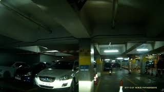 灣仔會展廣場(港灣道)停車場 (出) Convention Plaza (Harbour Road) Carpark in Wan Chai (Out)