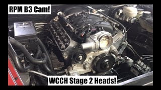 C6 Corvette Z06 Heads and Cam Install (How to Do)