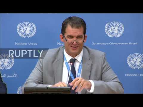 UN: 'Credible' Khashoggi probe expected from Saudi Arabia, Turkey - UN official