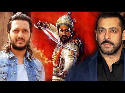 Salman Khan in Marathi Movie Chhatrapati...