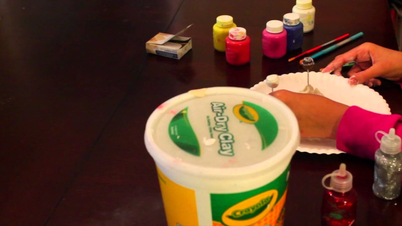 Easy Arts and Crafts Ideas for Children:Making Paint Pops ... - photo#30