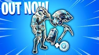 HOW To Get The NEW Fortnite DEEP FREEZE BUNDLE Right Now! (Fortnite Deep Freeze Skin)
