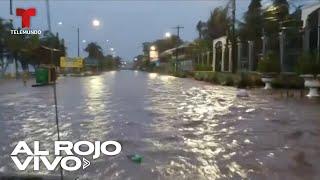 Huracán Eta se acerca amenazante a Nicaragua | Al Rojo Vivo | Telemundo