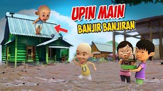 Download Upin ipin Main Banjir Banjiran , ipin senang ! GTA Lucu
