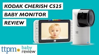 Cherish C525 Baby Monitor from Kodak