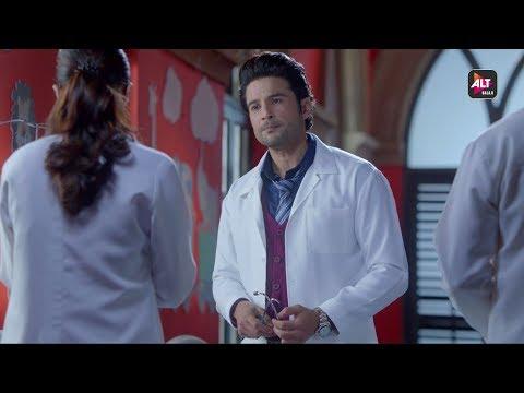 Haq Se  Rajeev Khandelwal It's official! Dr. Naushad is the cause of increased feelingitus ALTBalaji