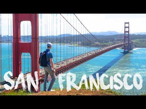 San Francisco California - a Golden City ᴴᴰ