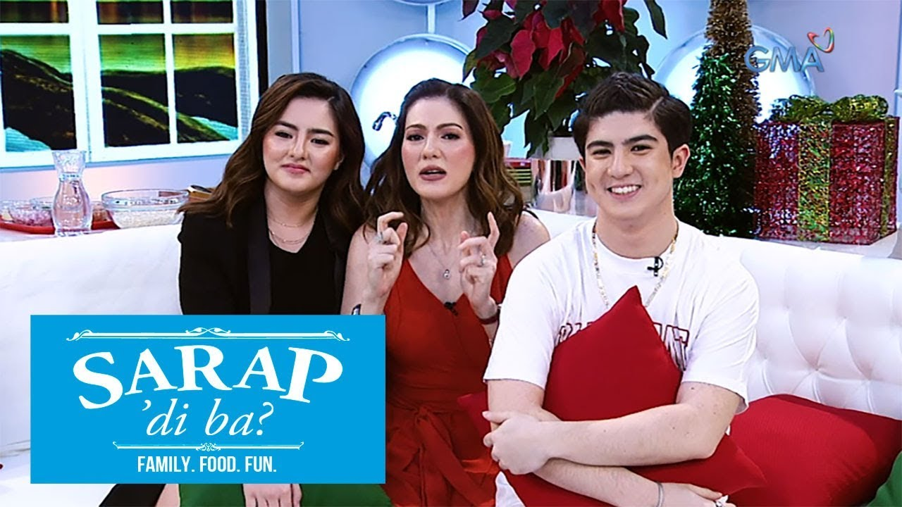 Sarap, 'Di Ba?: Jennylyn Mercado, sasabak sa what's in the box challenge  | Teaser Ep.  7