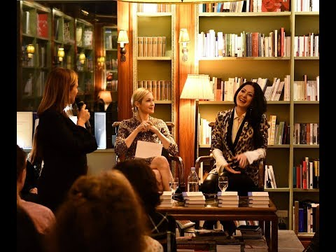 Catherine Malandrino Presents Une Femme Française with Kelly Rutherford  Albertine