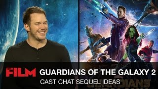 Guardians of the Galaxy 2: Cast Wishlist