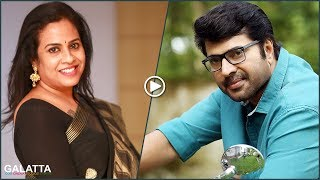 Video Full set goes crazy for Mammootty - Lizzie Antony I Exclusive Interview download MP3, 3GP, MP4, WEBM, AVI, FLV September 2018