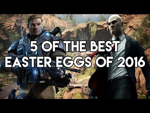 5 Of The Best Easter Eggs Of 2016