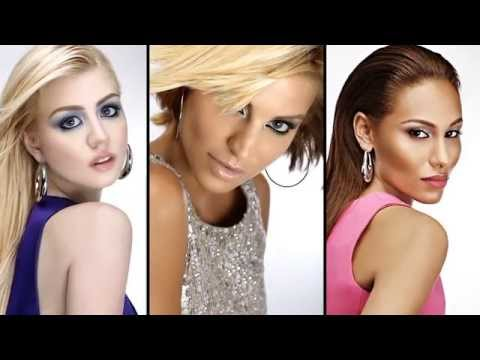 ANTM Cycle 17 All Stars Allison, Lisa & Angelea Portfolio Battle