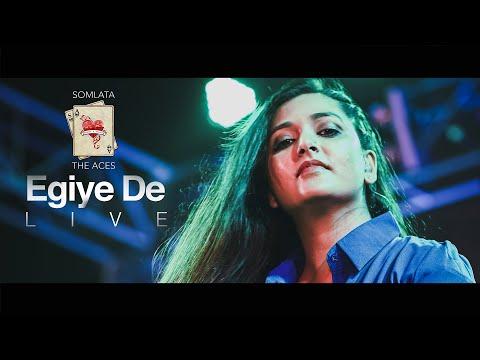 Egiye De Live  Somlata Acharyya Chowdhury  Somlata And The Aces