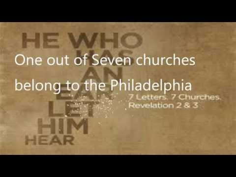 End time prophecy Philadelphia church, rapture, door, portal