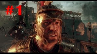 RYSE: Son of Rome Walkthrough Part 1 - Palace Gates (Xbox One) **NO COMMENTARY**