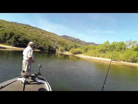 Bass Fishing @ Silverwood Lake