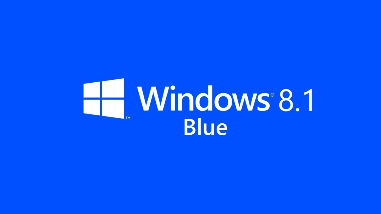 How to install Windows 8 1 (Blue) on your computer tutorial - full HD
