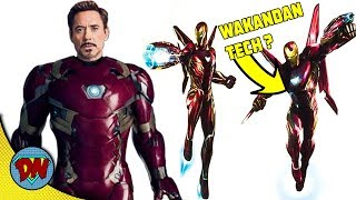 Iron Man Infinity War New Armor | Mark 51 | Explained in Hindi