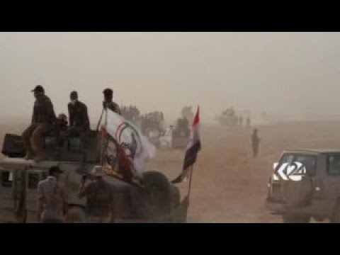 Iraqi forces take Hawija from ISIS control