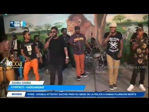 WERRASON : botala ndenge WERRA azo preparer concert ya MAISON MERE na DUBAI